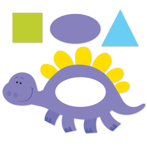 Dinosaur Shape Match