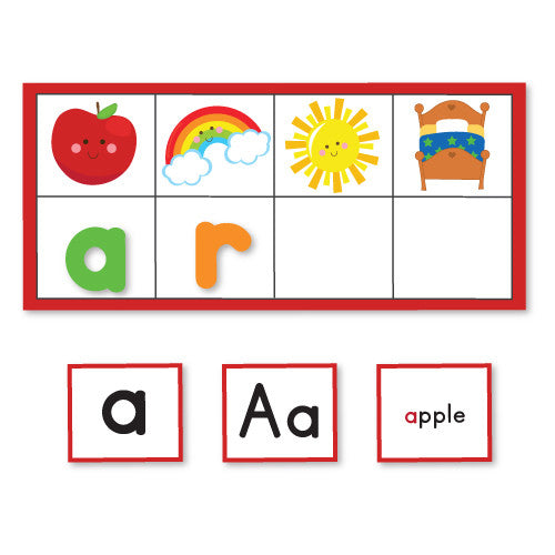 Beginning Sound Strip Cards