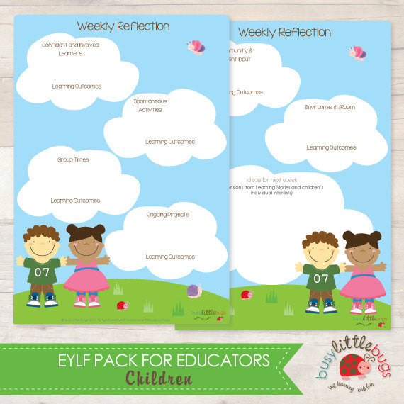 EYLF Pack for Educators