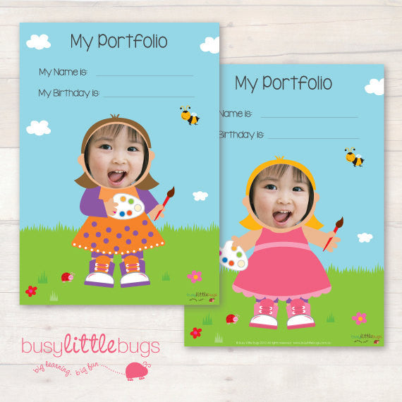 Little Girl Child Portfolio