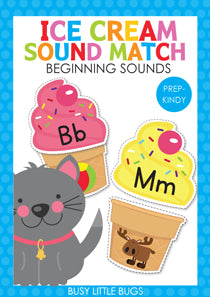 Ice Cream Sound Match