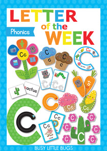 Letter of the Week - C
