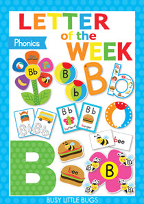 Letter of the Week - B