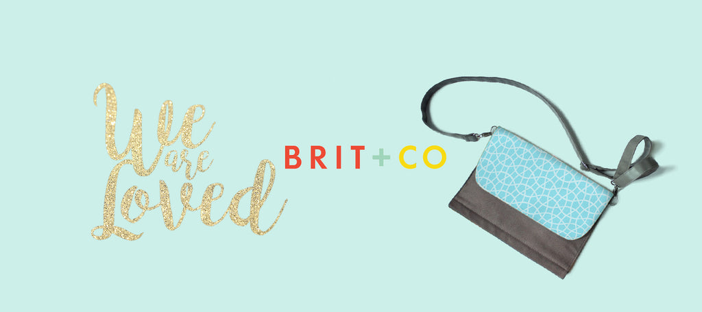 Love from Brit + Co.