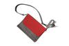 Solid Crossbody Convertible | Crimson