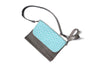 Trellis Crossbody Convertible | Teal