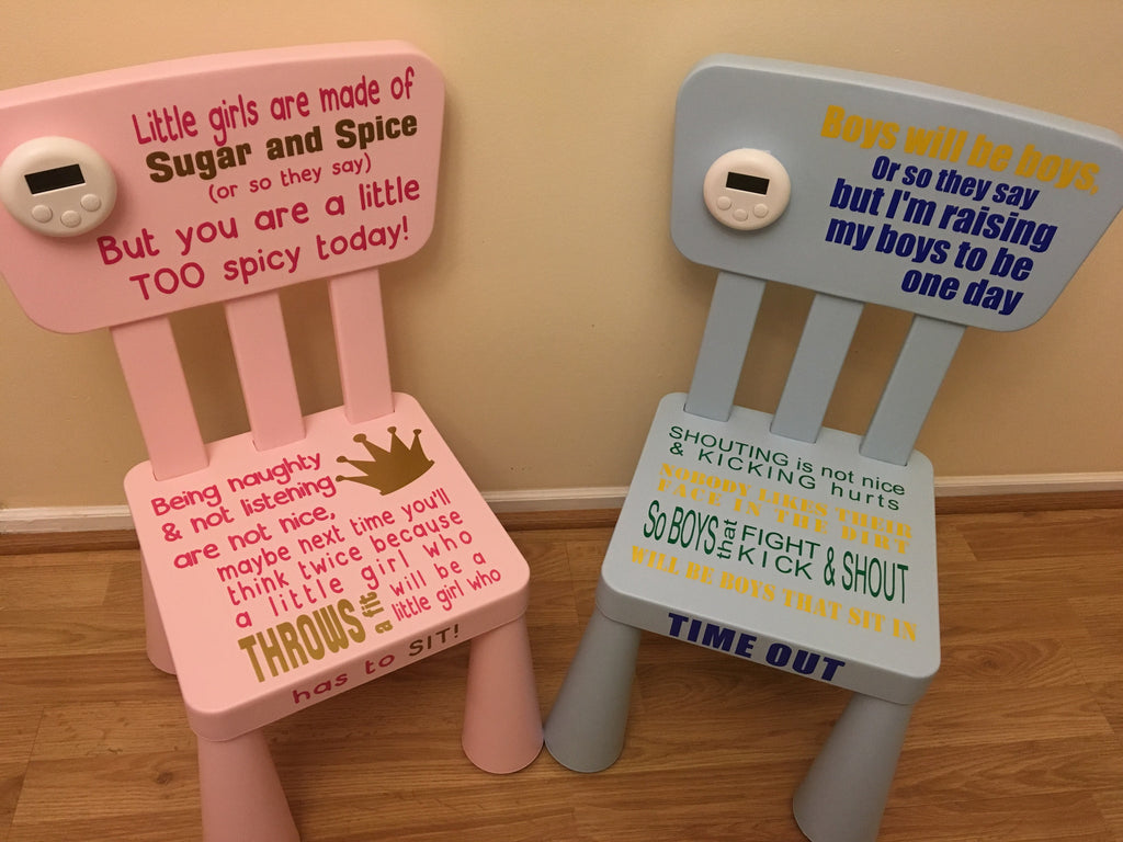 Time Out Chair With Timer & Time Out Chair With Timer u2013 The Little Oz Shop