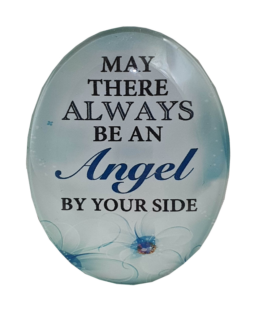 Resin Magnet: 'May there always be an Angel'