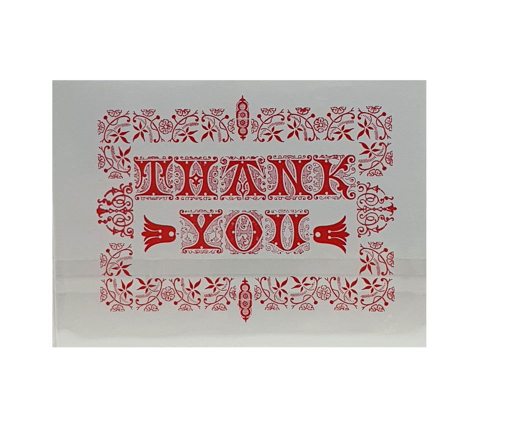 Abbey Press Thank You Cards, 6 pack