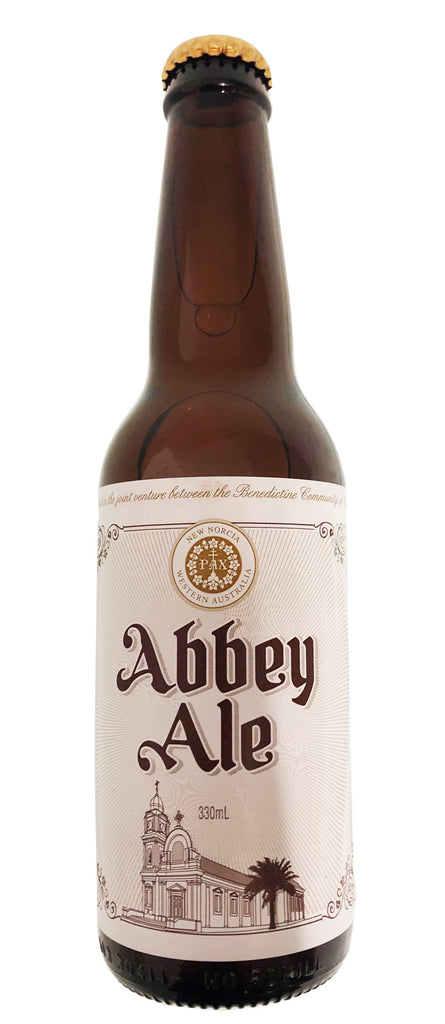 New Norcia Abbey Ale: 6 pack or carton