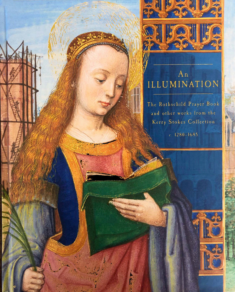 An Illumination, the Rothschild Prayer Book