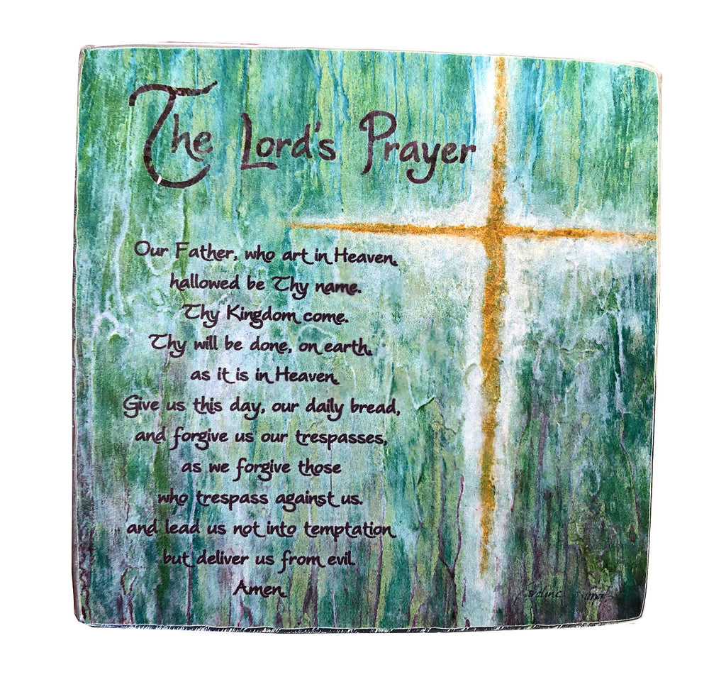 Art Metal - Lord's Prayer & Good Friends Plaques