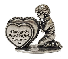 Blessing On Holy Communion, Metal Ornament