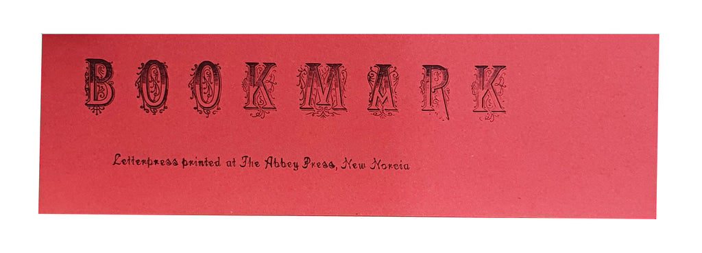 Bookmarks by New Norcia Abbey Press