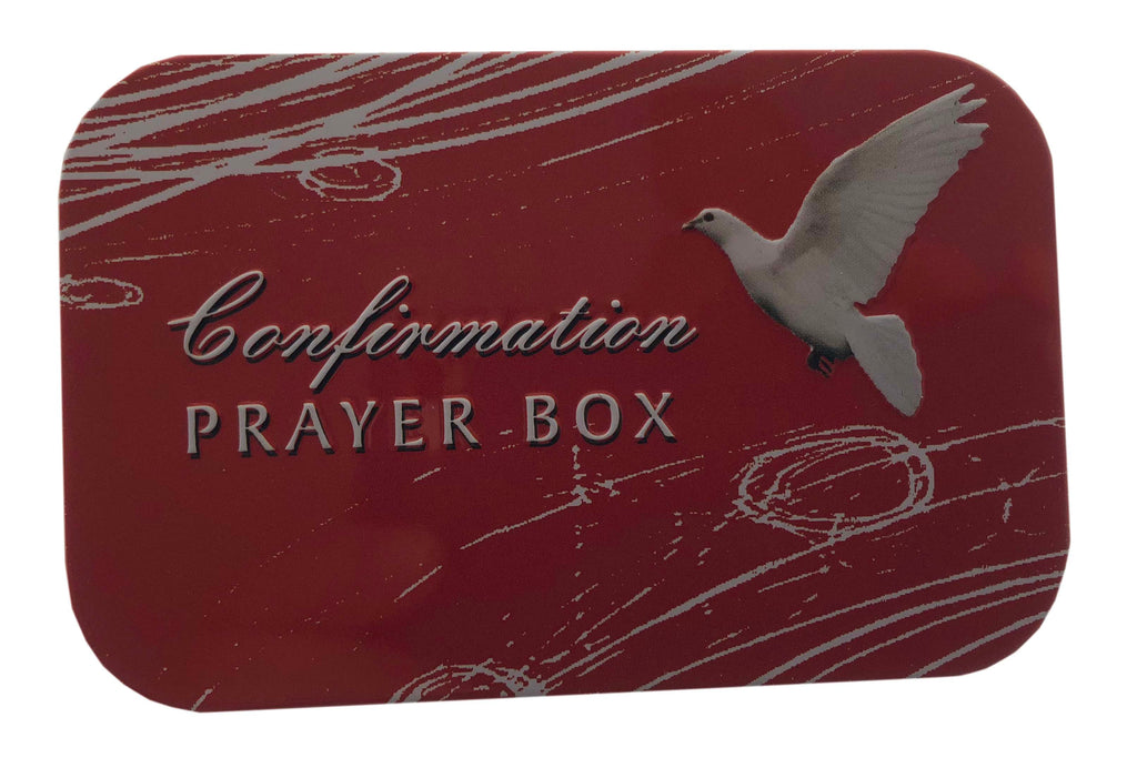 Confirmation Prayer Box