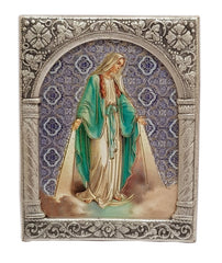 Desk Icon - Our Lady of the Miraculous Medal