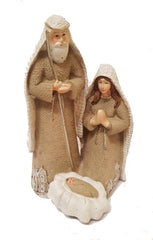 Holy Family Resin Ornament, all-in-one