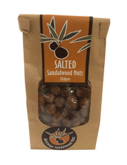 Sandalwood Nuts: Roasted or Salted