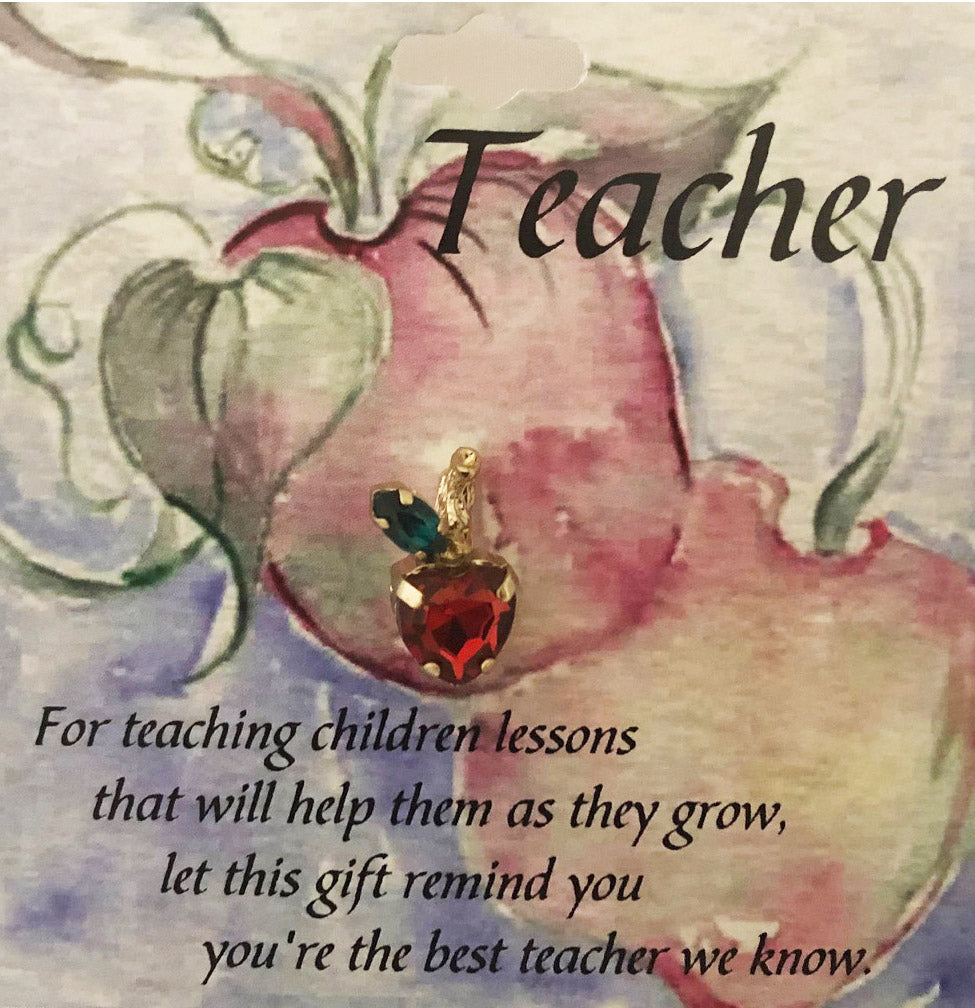 Pin for Teacher