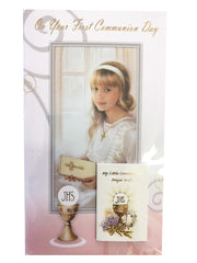 'On Your First Communion' Card - boy or girl