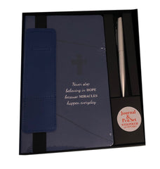 Journal and Pen Set 'Miracles'