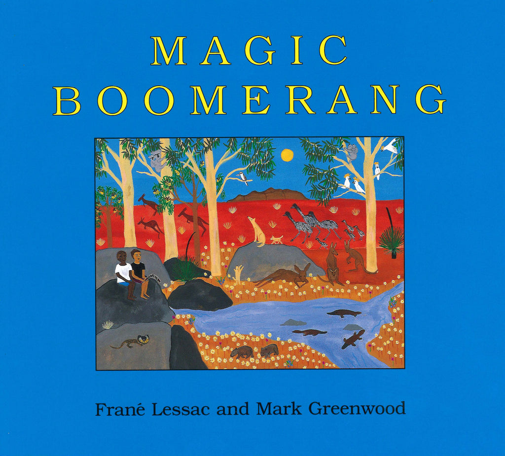 Magic Boomerang