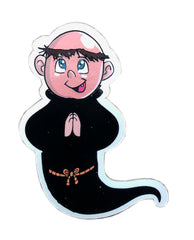 New Norcia Monk Magnet