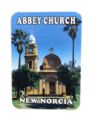 New Norcia Magnet, small