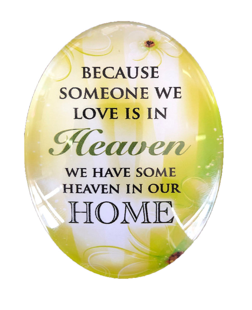 Resin Magnet: 'Heaven'