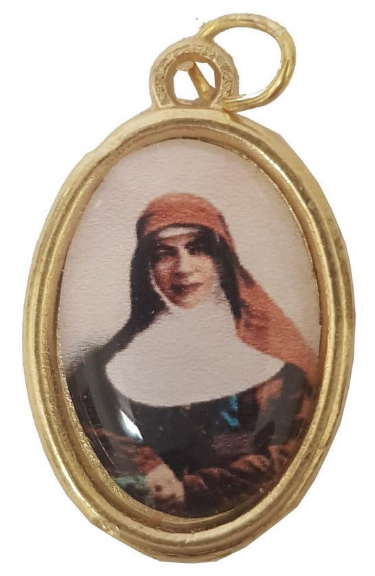 Medal - St Mary MacKillop, colour