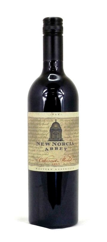New Norcia Abbey Merlot Cabernet
