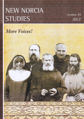 "New Norcia Studies Journal 2017 ""More Voices"""