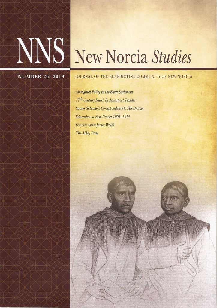 New Norcia Studies Journal 2019