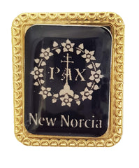 New Norcia Lapel Badge
