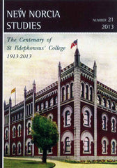 New Norcia Studies Journals, various
