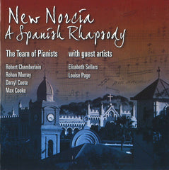 New Norcia A Spanish Rhapsody