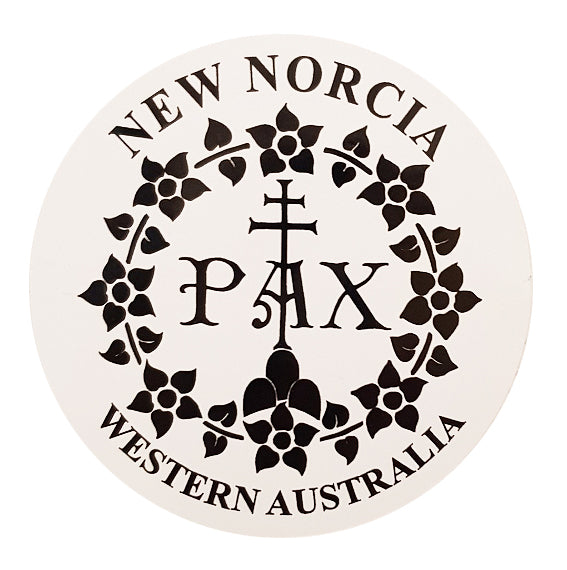 New Norcia Stickers