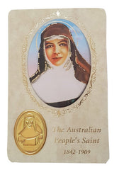Prayer Card - Mary MacKillop