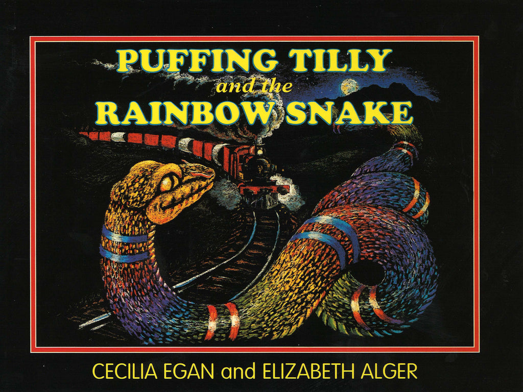 Puffing Tilly and the Rainbow Snake