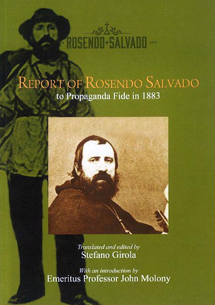 Report of Rosendo Salvado to Propaganda Fide in 1883