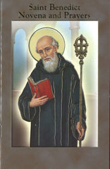 St Benedict Novena and Prayers