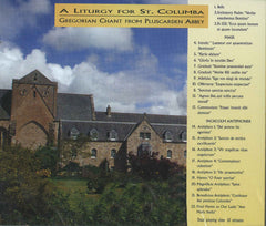 A Liturgy for St. Columba: CD disk