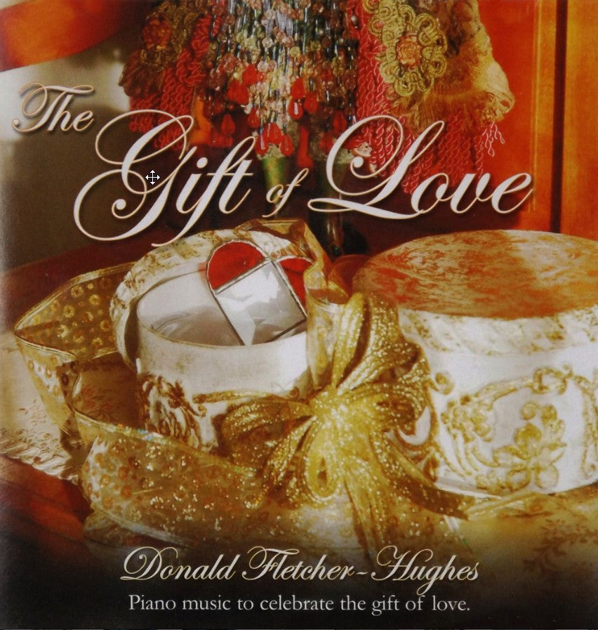 The Gift of Love - music CD