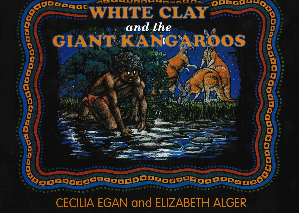 White Clay and the Giant Kangaroos