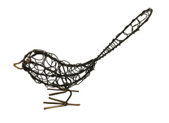 Wire Native Bird