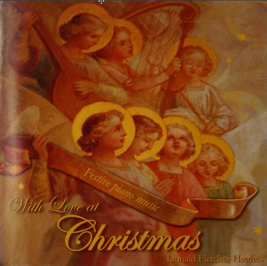With Love at Christmas - music CD
