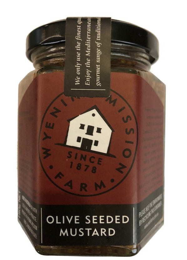 Wyening Mission - Olive Seeded Mustard