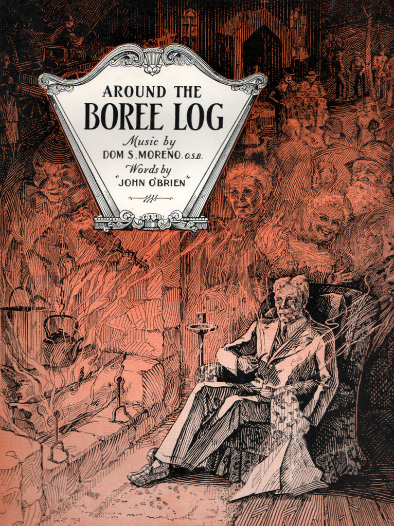Around The Boree Log