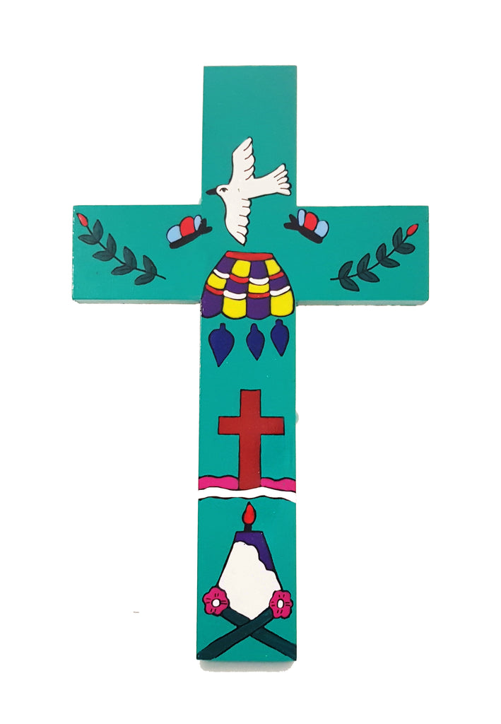 Handmade Baptism Cross