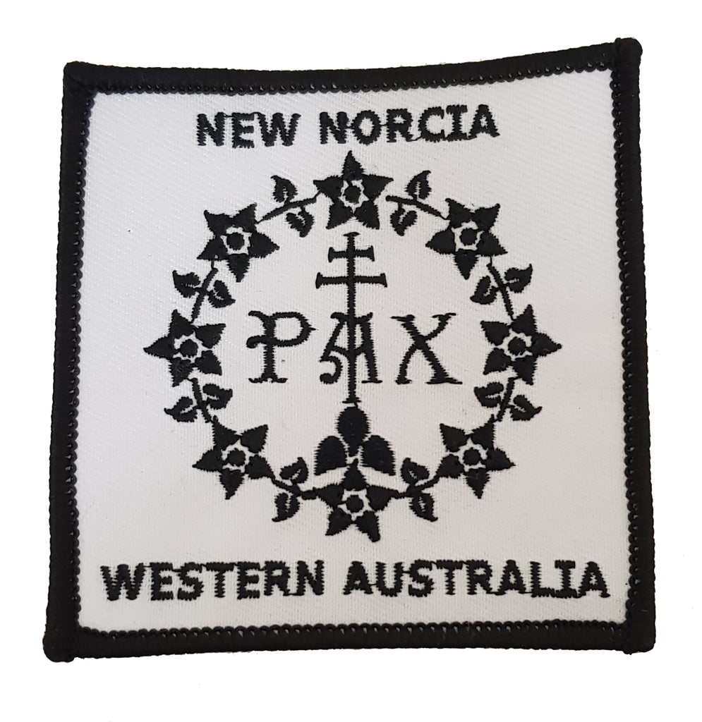 Embroided Pax Badge